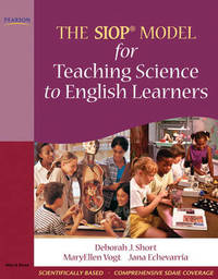 The SIOP Model for Teaching Science to English Learners by MaryEllen Vogt image