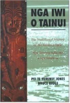 Nga Iwi O Tainui by Pei Te Hurinui Jones image