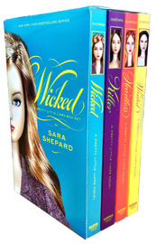 Pretty Little Liars Box Set (Books 5-8) by Sara Shepard