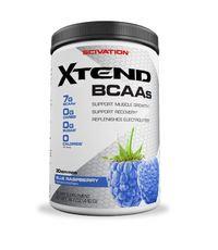 Scivation X-Tend BCAAs - Blue Raspberry (384g/30 Serves)