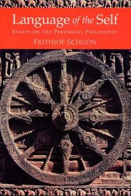 Language of the Self by Frithjof Schuon image