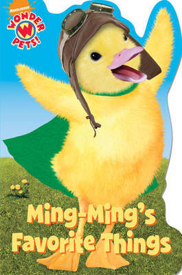Ming Ming's Favourite Things by Nickelodeon
