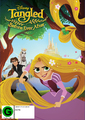 Tangled: Before Ever After on DVD