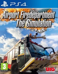 Firefighters: Airport Fire Department for PS4
