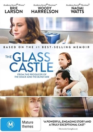 The Glass Castle on DVD