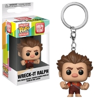Wreck-It Ralph - Pocket Pop! Keychain