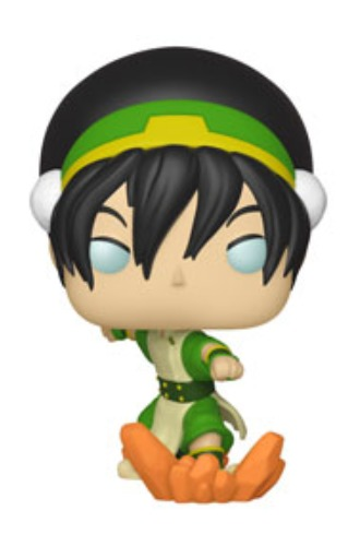 Avatar - Toph Pop! Vinyl Figure image