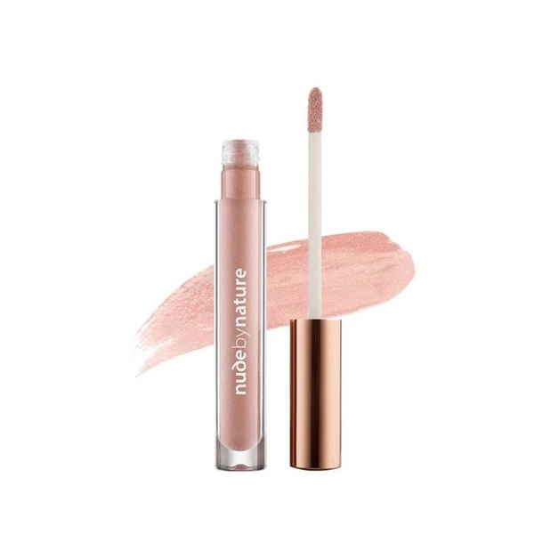 Nude By Nature: Moisture Infusion Lipgloss - 01 Bare