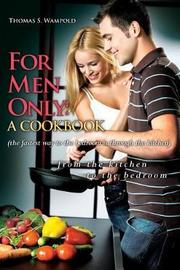 For Men Only by Thomas S Wampold image