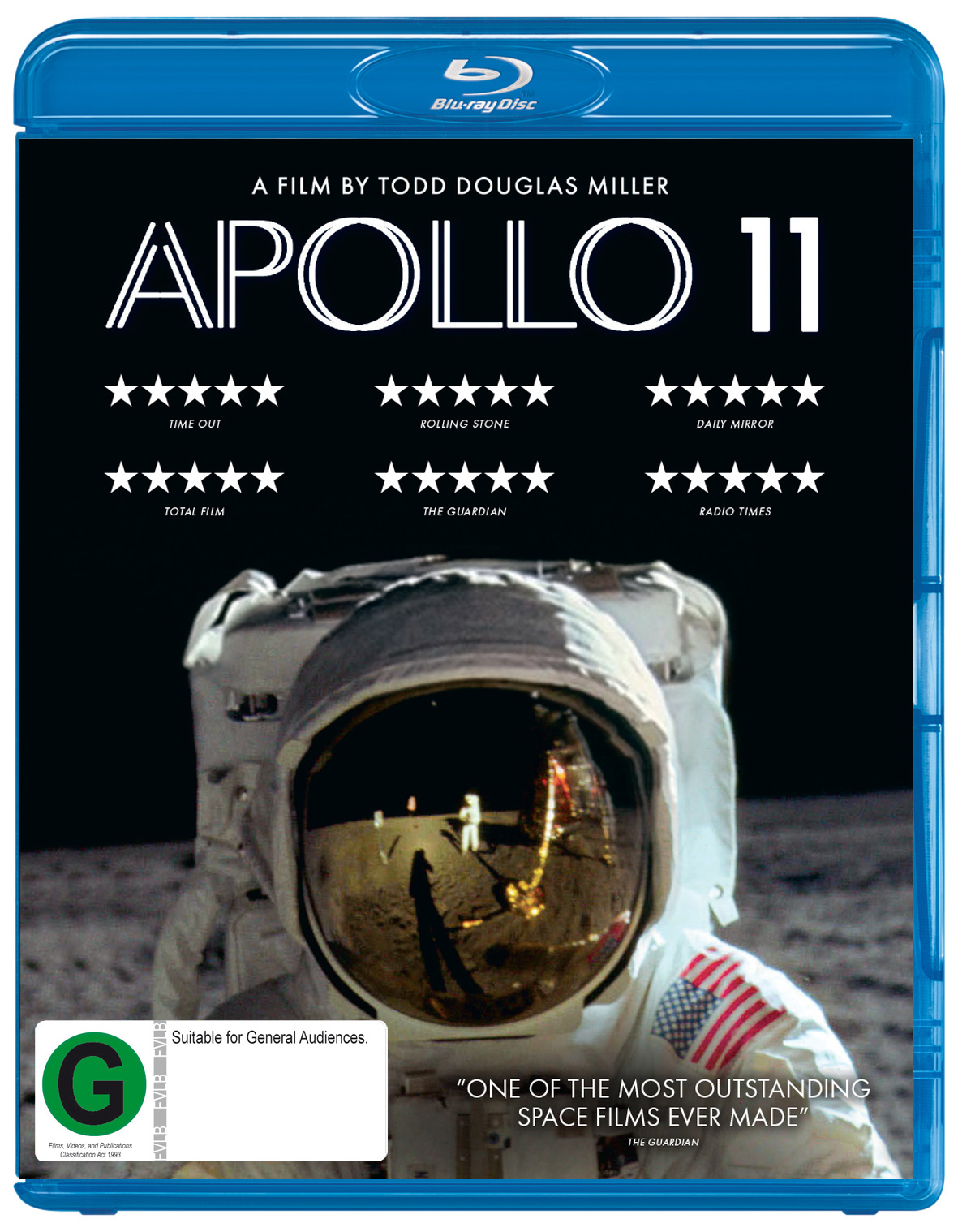 Apollo 11 on Blu-ray image