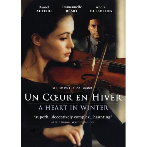 A Heart in Winter on DVD image