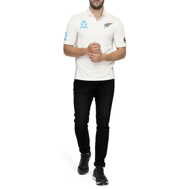 BLACKCAPS Replica Test Shirt (Large)