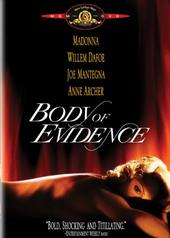 Body Of Evidence on DVD