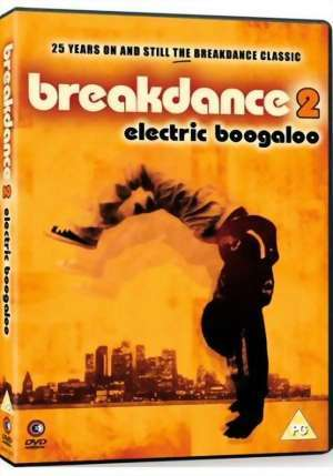 Breakdance 2 Aka Breakin' 2 on DVD image