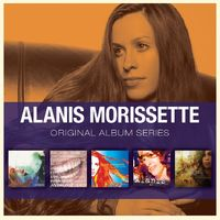 5 Albums in 1 - Original Album Series by Alanis Morissette