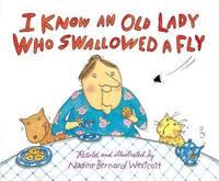 I Know an Old Lady Who Swallowed a Fly by Nadine Bernard Westcott image