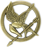 The Hunger Games Mockingjay Pin Replica