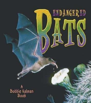 Endangered Bats by Kristina Lundblad