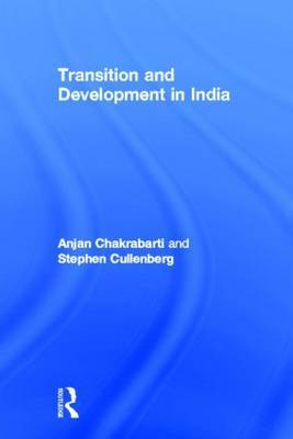 Transition and Development in India by Anjan Chakrabarti image