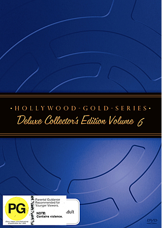 Hollywood Gold Series - Deluxe Collector's Edition Volume 6 Box Set on DVD