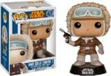 Star Wars - Han Solo Hoth Pop! Vinyl Figure