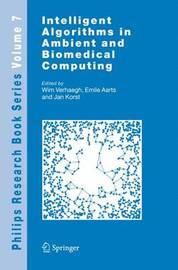 Intelligent Algorithms in Ambient and Biomedical Computing image