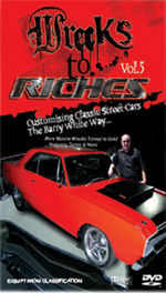 Wrecks To Riches - Vol. 5 on DVD