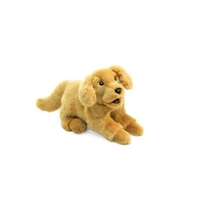 Folkmanis Hand Puppet - Golden Retriever Puppy