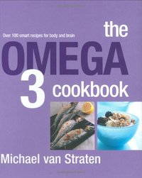 Omega 3 Cookbook by Michael Van Straten image