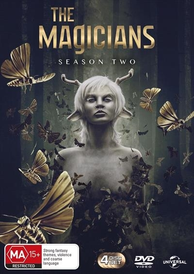 The Magicians - Season 2 on DVD