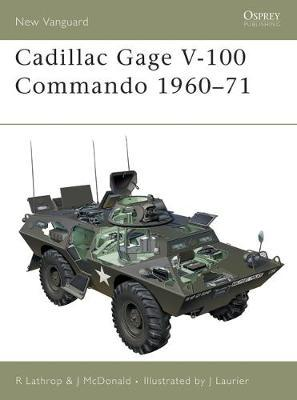 Cadillac Gage V100 Commando by Richard Lathrop