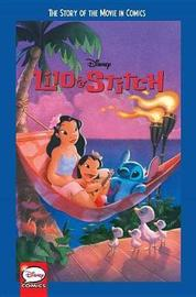 Disney Lilo & Stitch the Story of the Movie in Comics by Disney