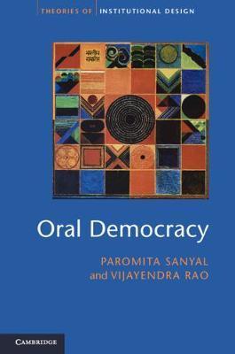 Theories of Institutional Design by Paromita Sanyal