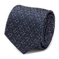 Star Wars: Darth Vader (Navy) - Diamond Dot Tie