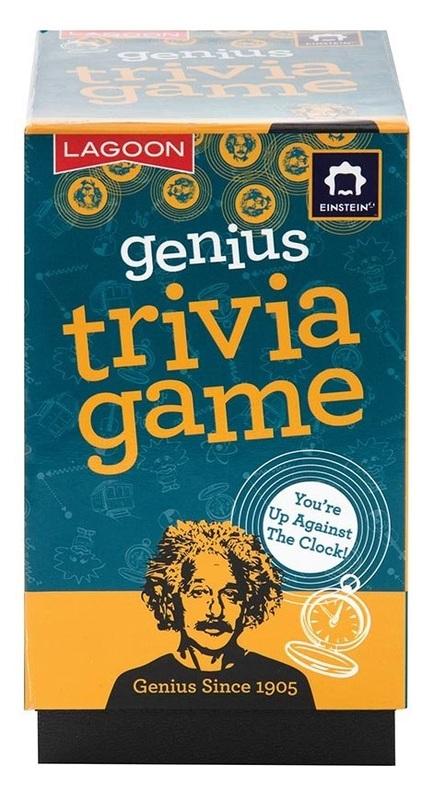 Genius: Einstein - Lateral Thinking Game