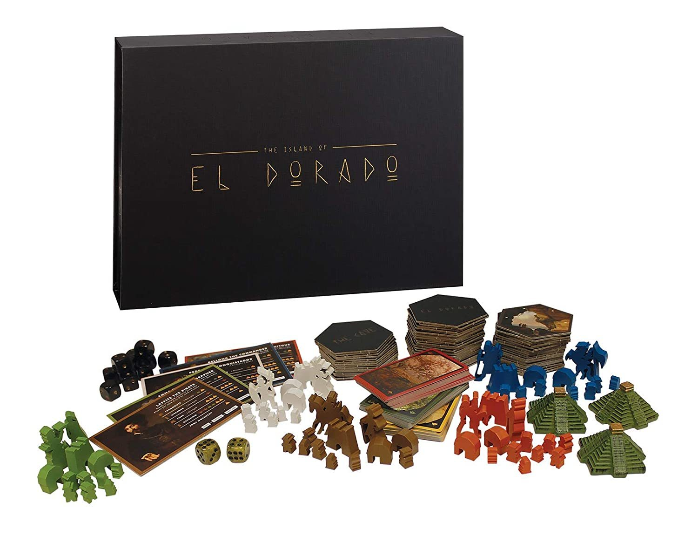The Island of El Dorado - Board Game image
