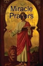 Miracle Prayers by Douglas Hensley image