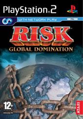 Risk Global Domination for PlayStation 2