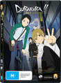 Durarara!! - Part Three (2 Disc Set) on DVD