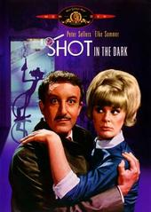 Pink Panther: Shot In The Dark, A on DVD