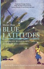 Stories from Blue Latitudes by Jennifer Sparrow