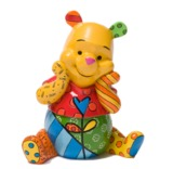 Romero Britto - Winnie the Pooh Large Figurine