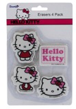 Hello Kitty Erasers (4 Pack)