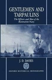 Gentlemen and Tarpaulins by J.D. Davies