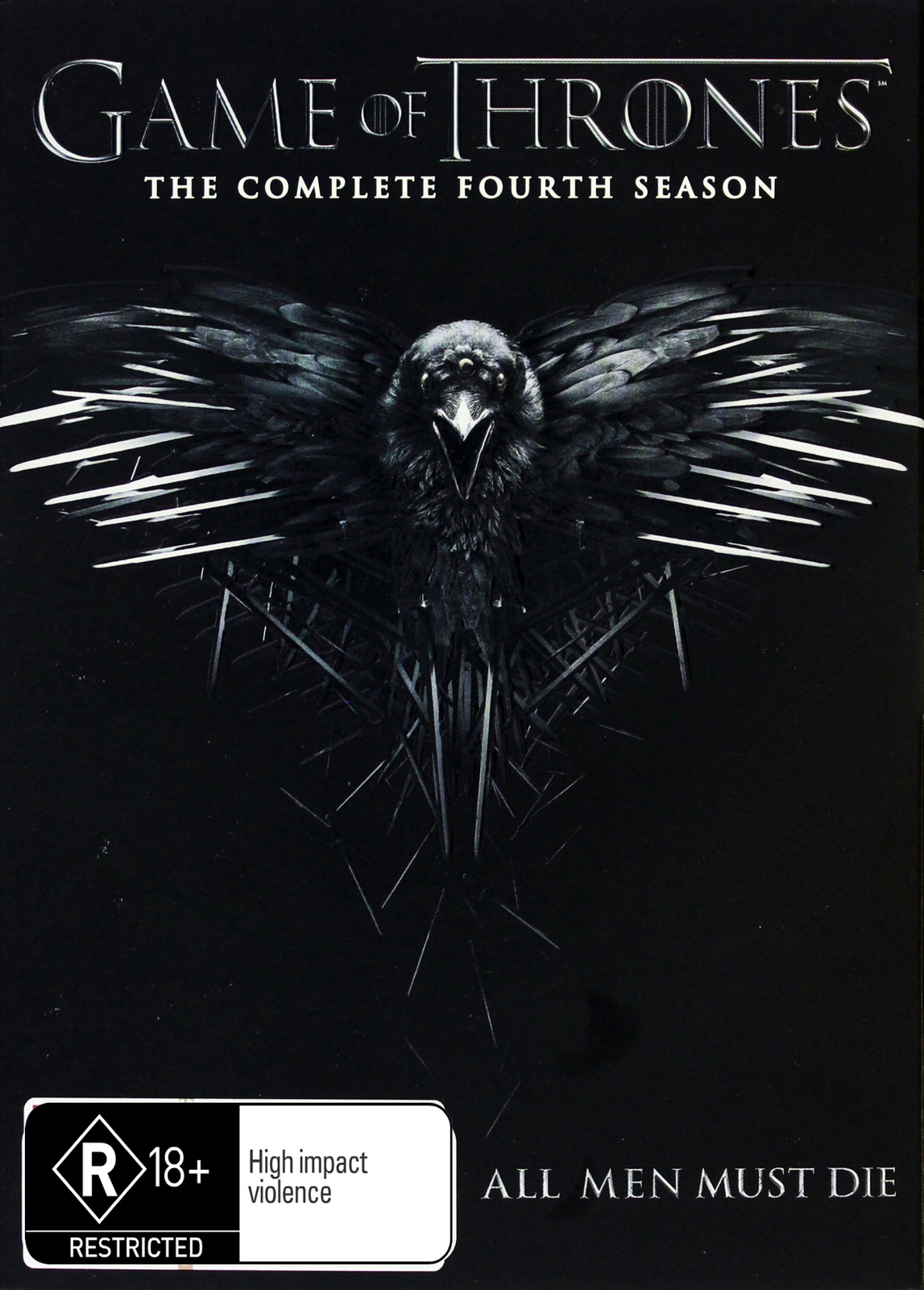 Game of Thrones - The Complete Fourth Season on DVD image
