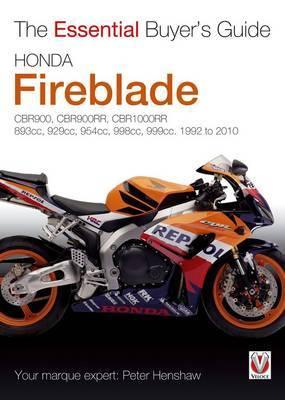 Honda Fireblade by Peter Henshaw