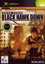 Delta Force Black Hawk Down for Xbox