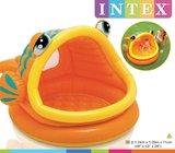 Intex: Lazy Fish Shade Baby Pool