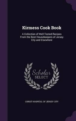 Kirmess Cook Book
