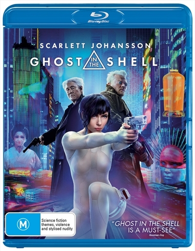 Ghost In The Shell on Blu-ray image
